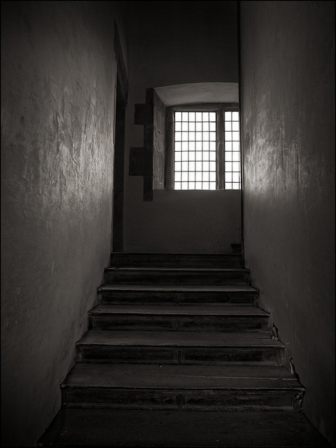 Window Light #1, Bolsover castle - November 2012