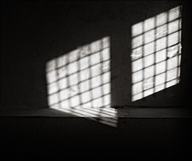 Window Light #2, Bolsover Castle - November 2012