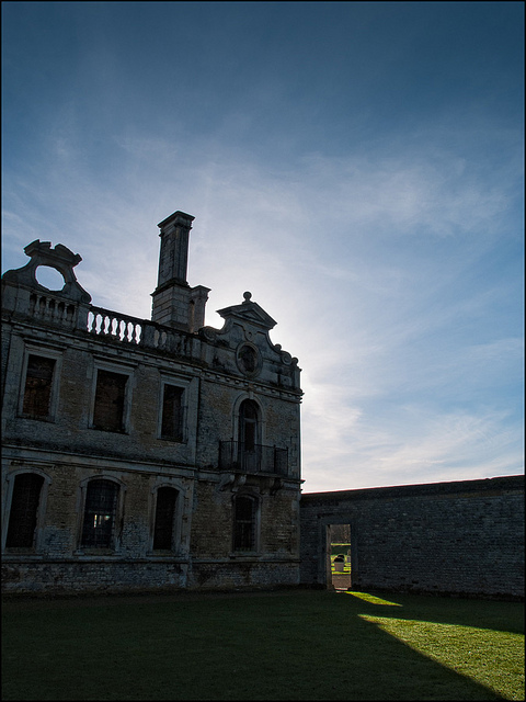 Kirby Hall, Northamptonshire - November 2012